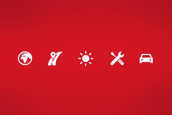 PTV – Icongestaltung
